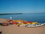 Apostle Islands, July 4, 2009 001