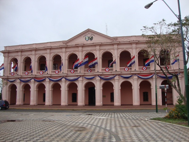 Old Parliament Building