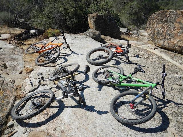Day 6.  Southern Sierra Nevada.  Rocky Gulch Trail.