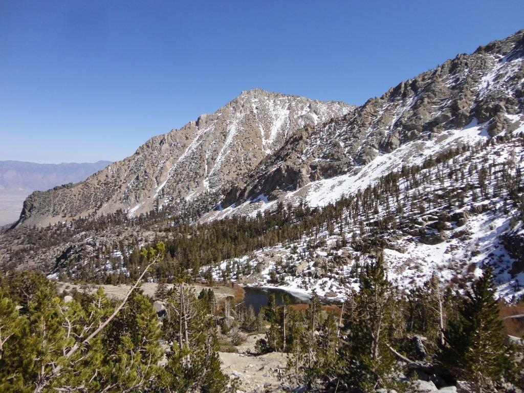 Onion valley to heart lake eastern sierra james murren for Sierra valley