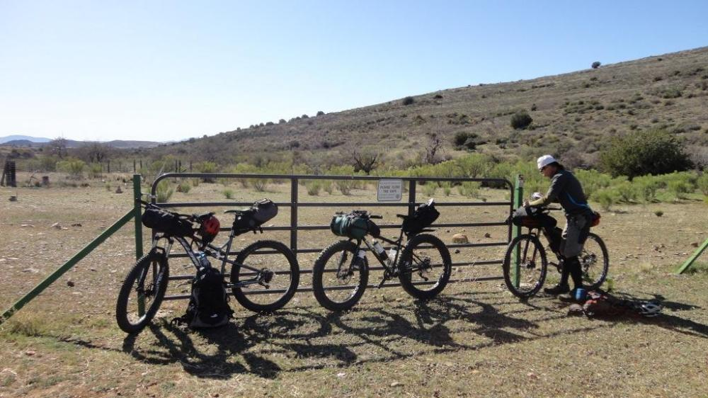Black Canyon Trailhead, Route 69, Mayer area, AZ