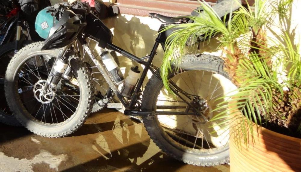 Rock Springs Cafe, Bike Packing BCT, AZ