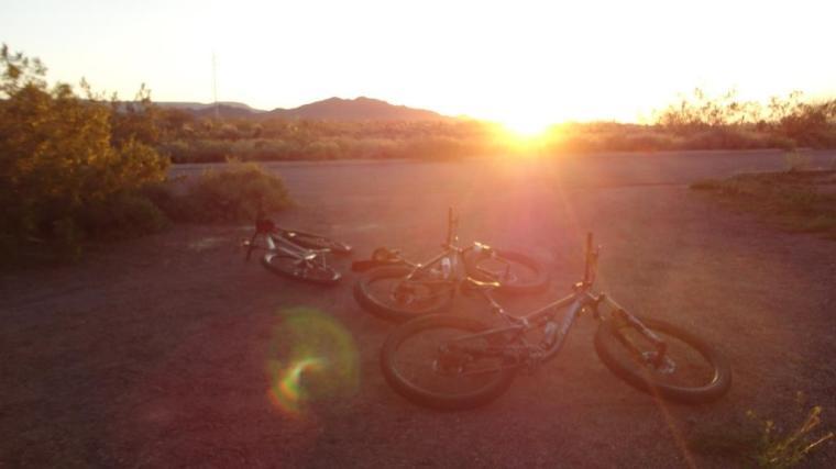 Emery Henderson Trailhead, Black Canyon Trail, Arizona (2)