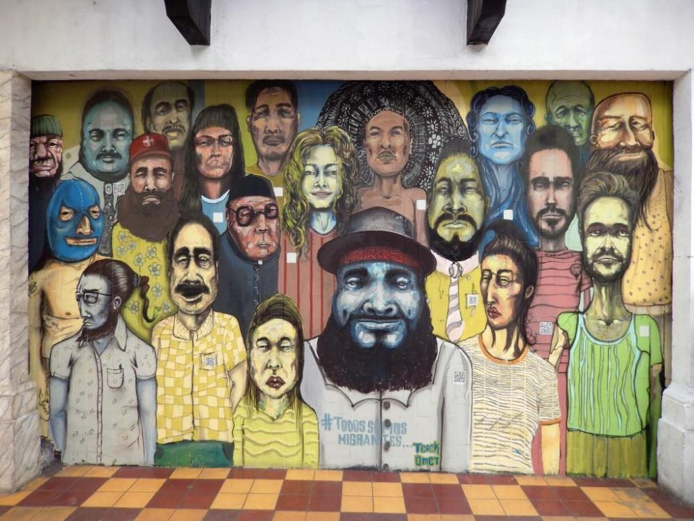 Pasaje Rodriguez, Tijuana, Mexico