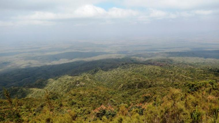 Mt Longonot National Park, Kenya