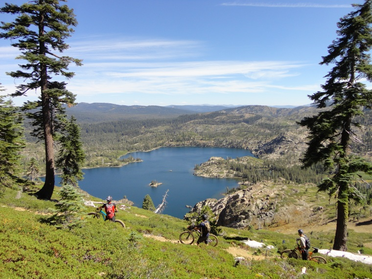 Sierra Buttes, California