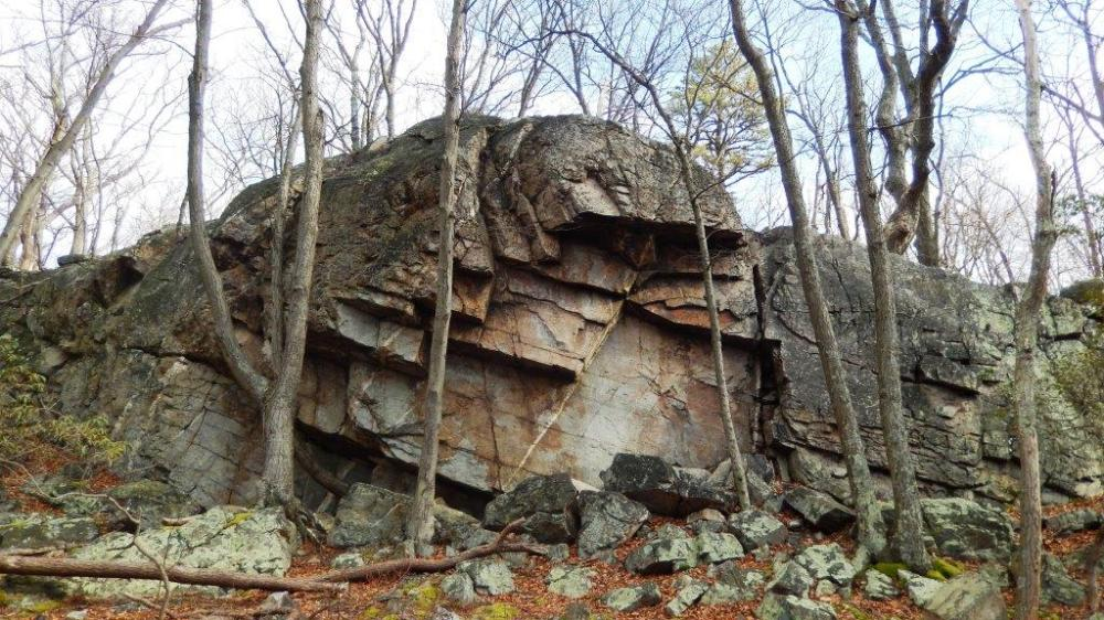 Wolf Rock, Catoctin Mountain Park, MD
