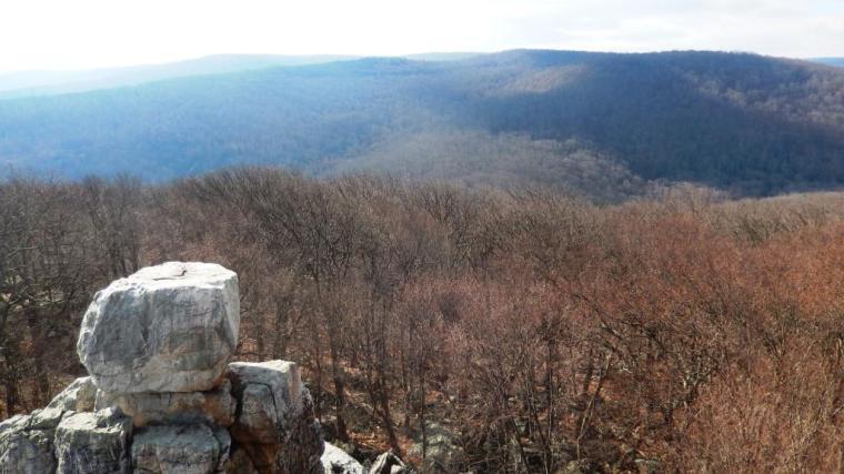 Chimney Rock, Catoctin Mountain Park, MD