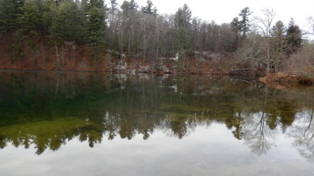 Fuller Lake, Michaux State Forest