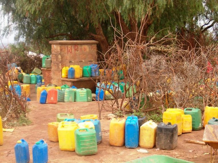 refugee camp, ethiopa