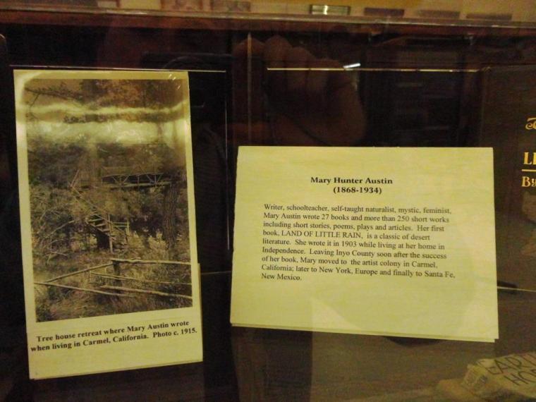 Eastern Sierra Museum, Independence, CA