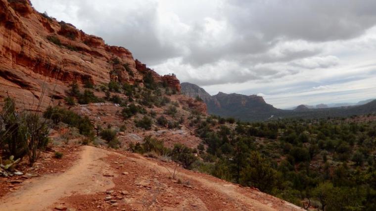 Mescal Trail, Sedona, AZ