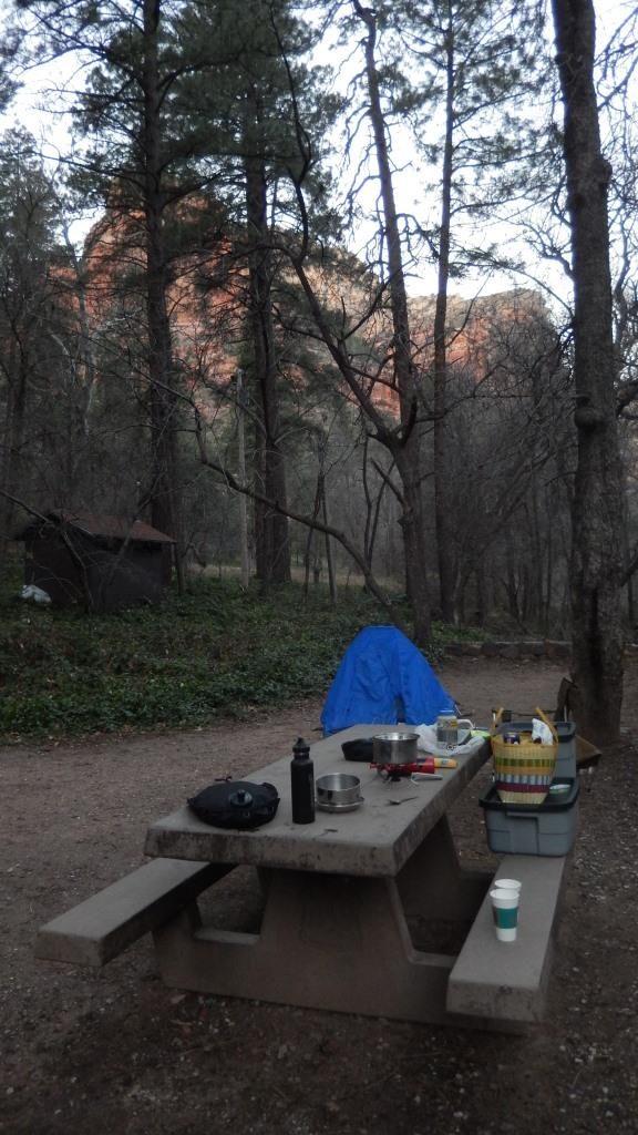 manzanita campground sedona arizona